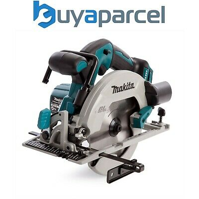View Details Makita DHS680Z 18v Lithium Ion Brushless Circular Saw 165mm - Bare Unit • 149.99£
