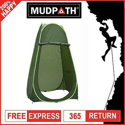 AU29.90 • Buy OzEagle Pop Up Camping Shower Tent Toilet Ensuite Outdoor Change Room Shelter