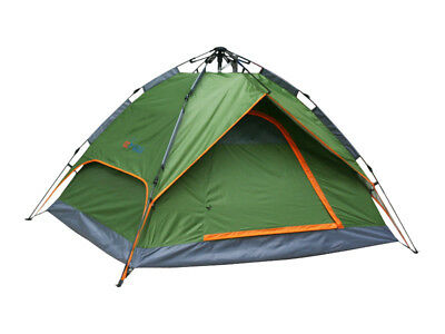 AU59.99 • Buy OzEagle Instant Auto 3 Sec Pop Up 3 / 4 Person Family Tent AU STOCK