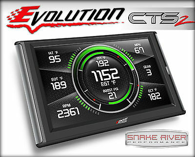 $643.95 • Buy Edge Cts 2 Gas Evolution Programmer For 97-15 Ford F150 F250 F350 Gas