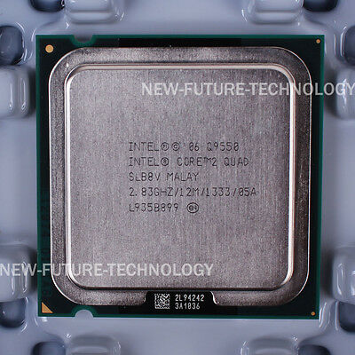 $ CDN32.33 • Buy Intel Core 2 Quad Q9550 2.83 GHz 12M 1333 MHz LGA 775 CPU US Free Shipping