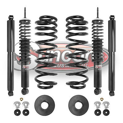 $160 • Buy 98-02 Lincoln Navigator 4WD 4 Wheel Air To Coil Springs & Shocks Conversion Kit