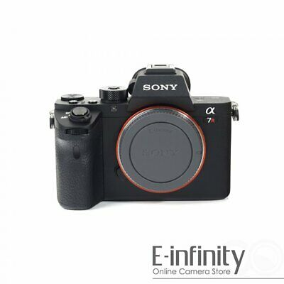 $ CDN1909.13 • Buy NEW Sony Alpha A7R II Mirrorless Digital Camera Body Only A7R Mark 2