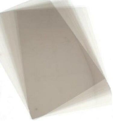 £3.99 • Buy Acetate Sheets Transparent Clear OHP, Craft, Office Acetate Film. Assorted Sizes