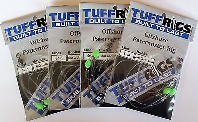 AU30.66 • Buy Tuff Rigs - Offshore Snapper Paternoster Fishing Rig