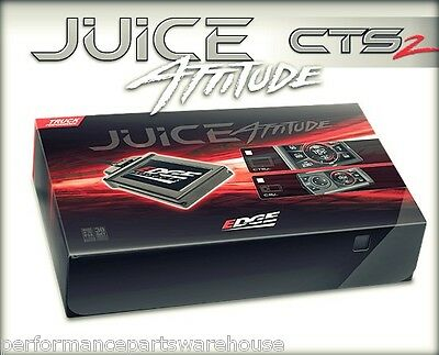 $1050.95 • Buy EDGE JUICE WITH ATTITUDE CTS2 For 2001-2002 DODGE 5.9L CUMMINS +120HP