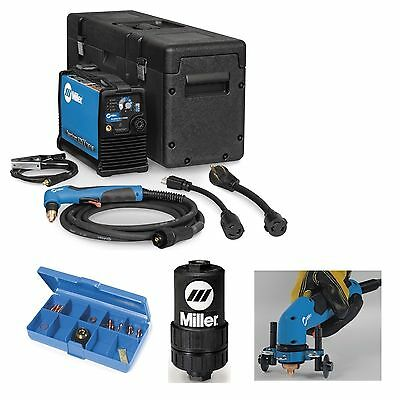 $2255 • Buy Miller Spectrum 625 X-Treme Plasma Cutter W/ 12ft Torch (907579) And Accessories