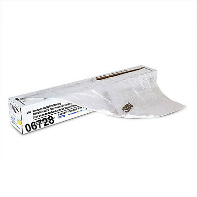 $ CDN69.09 • Buy 3M Overspray Plastic Masking Protective Sheeting 16 Ft X 350 Ft - 1 Roll 6728