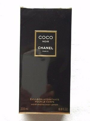 Chanel  Coco Noir  Moisturizing Body Lotion 200 Ml/6.8 Fl Oz - Bnib!!! • 102$