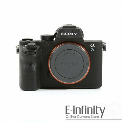 $ CDN2293.07 • Buy NEW Sony Alpha A7S II Mirrorless Digital Camera Body Only