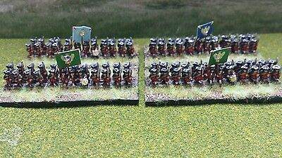 6mm Seven Years War Russian Army • 120£