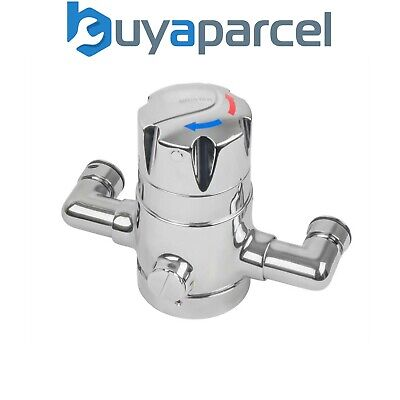 Sirrus Gummers TS1503 Opac Exposed Thermostatic Mixer Shower Valve 148-158mm • 129.99£