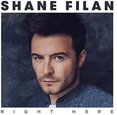 Shane Filan - Right Here [New CD] UK - Import • 9.61£