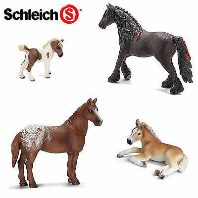 SCHLEICH World Of Nature Farm Life HORSES A To H - Choice Of 36 All With Tags • 6.99£