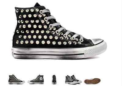2converse all star basse nere