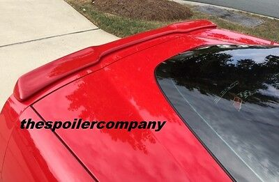 $239.88 • Buy PAINTED FOR CHEVROLET CORVETTE C6 NO DRILL 3M Tape Rear Spoiler Wing 2005-2013