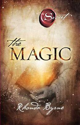 AU23.12 • Buy The Secret: The Magic By Rhonda Byrne (English) Paperback Book Free Shipping!