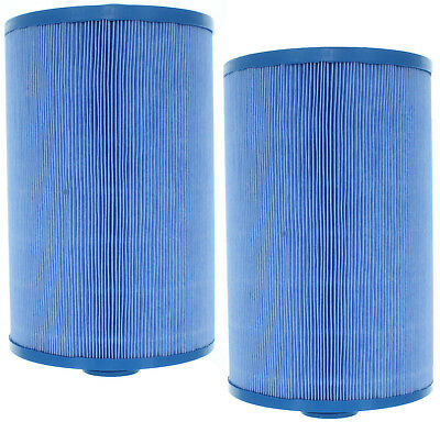 2 Pack Spa Filters - Fits Unicel 6CH-940RA, Pleatco PWW50P3-M, Filbur FC-0359M • 38.27£