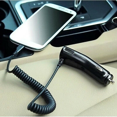Rapid Fast Universal Micro USB Car Auto Vehicle Charger For Android Cell Phone • 2.79AU