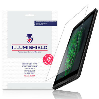 $ CDN16.43 • Buy ILLumiShield Screen Protector W Anti-Bubble/Print 2x For NVIDIA Shield Tablet K1