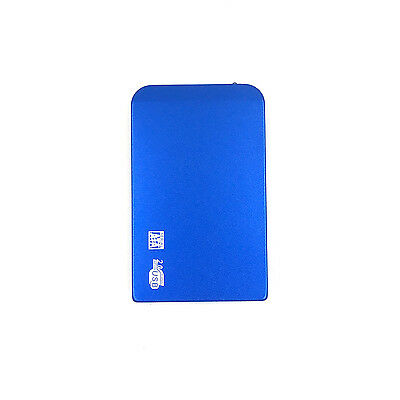 £19.23 • Buy New 250GB External Portable 2.5  USB Hard Drive With Warranty Free Pouch Bule