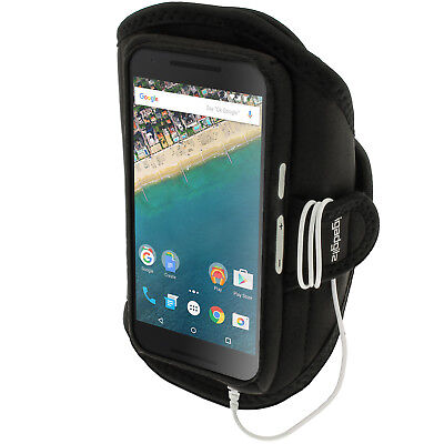 Running Fitness Sports Armband For LG Nexus 5X  Gym Pouch Case Cover Jogging • 2.59£