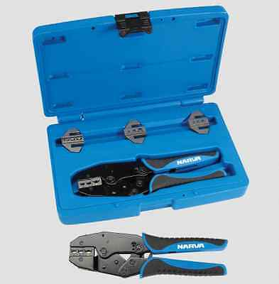AU149 • Buy Narva 56513 Ratchet Crimping Tool Insulated NonInsulated Cable Lug Anderson Plug