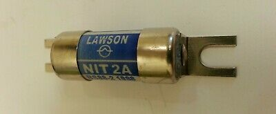 BS88 INDUSTRIAL FUSES NIT NITD SA2 F21 VARIOUS AMPS BOX OF 10 44.5mm FIX CENTRE • 18.95£