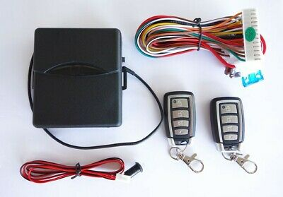$24.73 • Buy Car  Auto Central Keyless Entry Lock Locking Remote Control System Kit-Universal