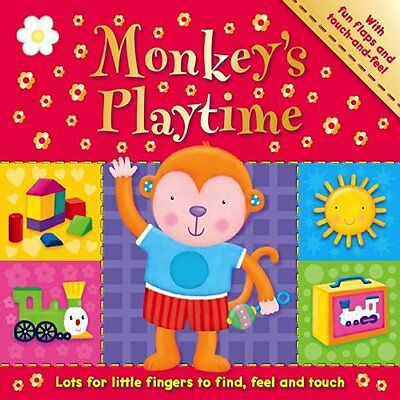 £2.88 • Buy Touch And Feel: Monkey's Playtime,Igloo Books