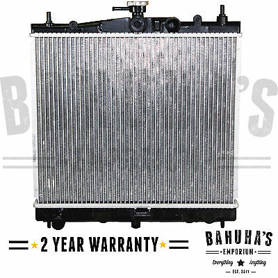 Radiator Fits Nissan Micra K12 1.0, 1.2, 1.4, 1.6 2003 To 2010 For Manual Cars • 36.89£