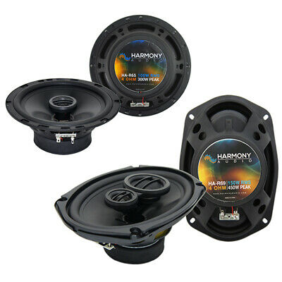 $104.95 • Buy Jeep Grand Cherokee 05-13 OEM Speaker Replacement Harmony R69 R65 Package