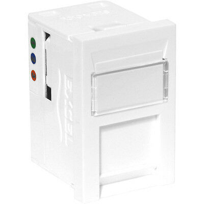 NEW 10 X Electrical Floor Box 3 Compartments Module Telephone Secondary Each UK • 69.63£