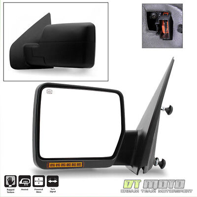 $51.96 • Buy Driver Side 2004-2006 Ford F150 Truck Power Heated View Mirror W/LED Signal Left
