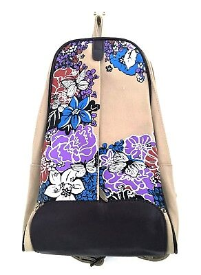 Slim Backpack With Novelty Oriental Painting • 15.99£