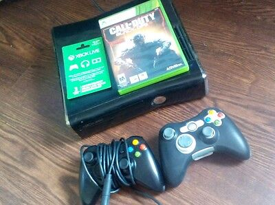 $ CDN175 • Buy Xbox 360, 2 Controllers, Xbox Live Membership 3 Months And 1 Game.