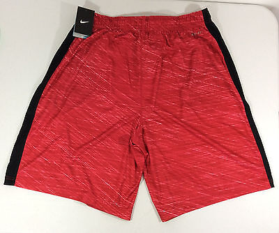 0c06fc287bb11 Nike Fly Hyper Flash Print Dri-Fit Shorts.. Red  Black.