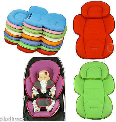 £14.95 • Buy Baby Head Hugger & Full Body Support Liner For Car Seat Buggy Pushchair NEW