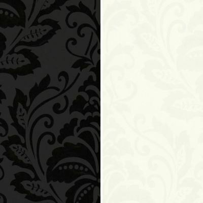 AS Creation Flock Floral Damask Pattern Wallpaper Metallic Embossed Leaf Motif  • 14.99£