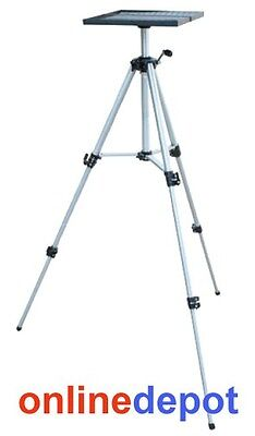 AU69.99 • Buy Heavy Duty Projector Stand Height Adjust, Easy Set Up, Easy Carry