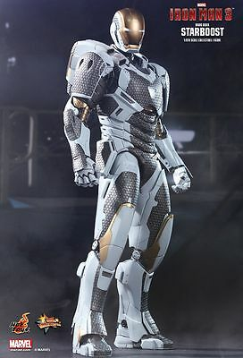 AU489 • Buy Hot Toys - Iron Man Starboost (mark Xxxix) 1/6th Scale Collectible Figure