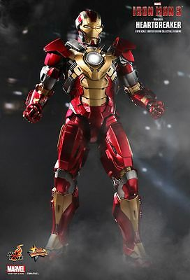 $ CDN379.54 • Buy Hot Toys - Iron Man 3 Heartbreaker (mark Xvii) 1/6th Scale Limited Edition