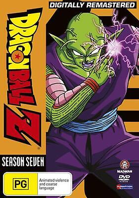 AU60.56 • Buy Dragon Ball Z: Remastered Uncut Season 7 - DVD Region 4 Free Shipping!