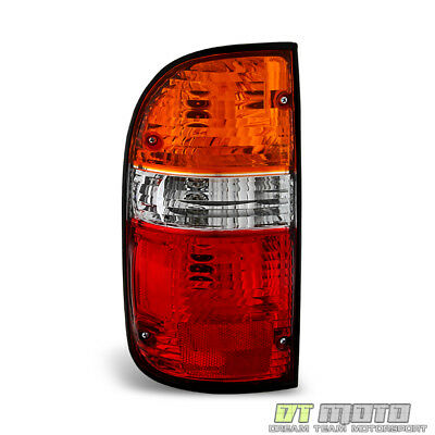 $39.88 • Buy For 2001-2004 Toyota Tacoma Pickup Tail Lights Brake Lamps 01-04 LH Driver Side