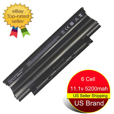 $17.99 • Buy New Battery J1KND For Dell Vostro 1440 1450 1540 1550 3450 3550 3555 3750 04YRJH