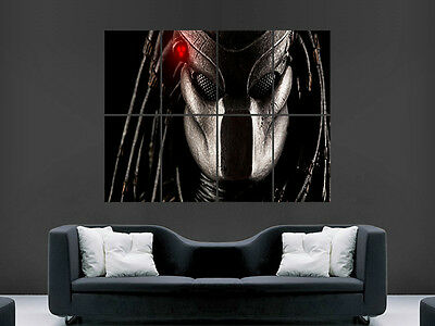 £17.99 • Buy Predator Tv Film Giant Wall Poster Art Picture Print Large