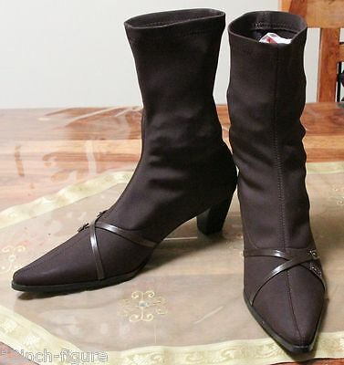 AU20 • Buy Argos Collection Synthetic Brown Mid Calf Boots Size EUR 37 AUS 6