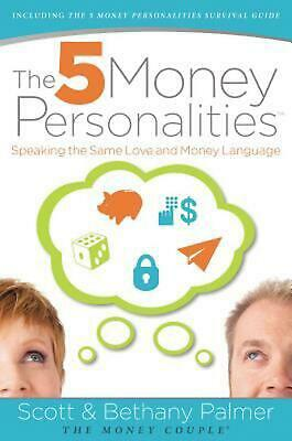AU34.67 • Buy The 5 Money Personalities: Speaking The Same Love And Money Language By Scott Pa