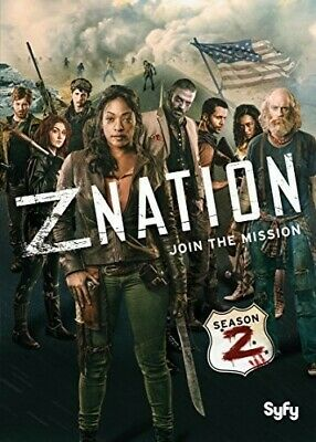 AU31.60 • Buy Z Nation: Season 2 [New DVD] 3 Pack, Snap Case