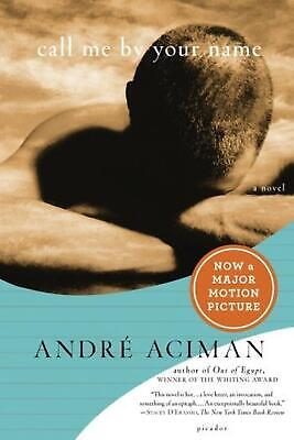AU32.81 • Buy Call Me By Your Name By Andre Aciman (English) Paperback Book Free Shipping!